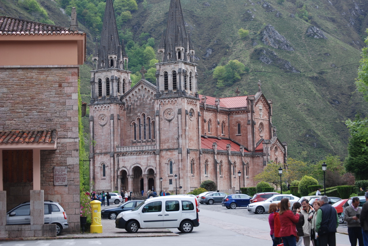 <h5>17  The Basilica at Covadonga</h5>