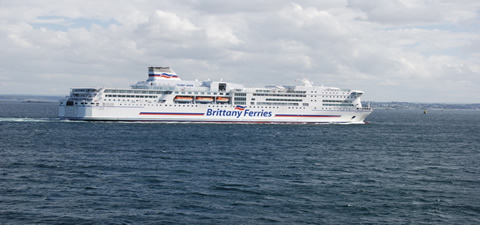<h5>Brittany Ferries Pont Aven</h5>